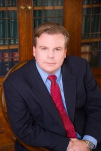 Attorney, Brian E. Eyerman office portrait