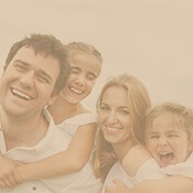 happy family, family law section image