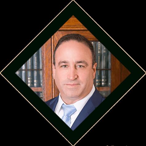 Attorney, Ronald A. Dario bio portrait